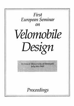 1 Seminar Copenhagen [DK], 1993