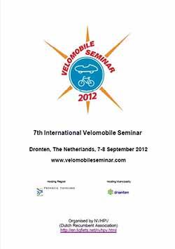 7 Seminar Dronten [NL], 2012